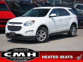 Used 2016 Chevrolet Equinox LT  CAM P/SEAT HTD-SEATS P/GATE 17-AL for sale in St. Catharines, ON