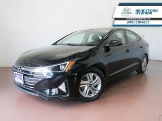 Used 2020 Hyundai Elantra APPLE CARPLAY | HTD SEATS | BACK UP CAM  - $118 B/W for sale in Brantford, ON