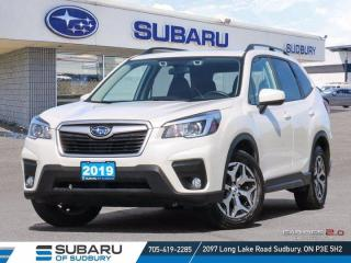 Used 2019 Subaru Forester Touring - ONE OWNER - CLEAN CARFAX ! for sale in Sudbury, ON
