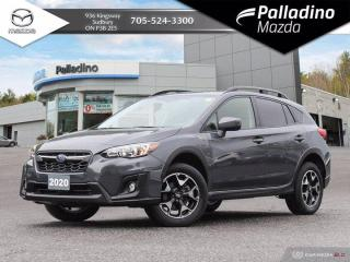 Used 2020 Subaru XV Crosstrek Touring - ONE OWNER - NO ACCIDENTS - LIKE NEW for sale in Sudbury, ON