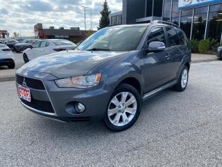 Used 2012 Mitsubishi Outlander XLS for sale in Sarnia, ON