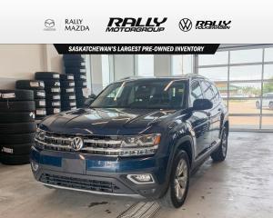 Used 2018 Volkswagen Atlas 3.6 FSI Highline for sale in Prince Albert, SK