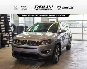 Used 2018 Jeep Compass NORTH for sale in Prince Albert, SK