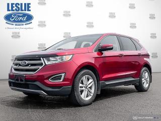 Used 2018 Ford Edge SEL for sale in Harriston, ON