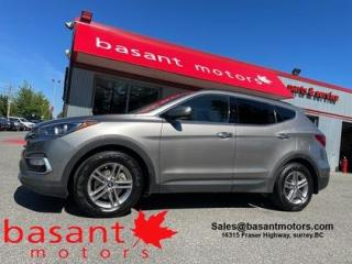 Used 2018 Hyundai Santa Fe Sport SE, Panoramic Roof, Leather, Heated Seats!! for sale in Surrey, BC