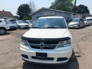 Used 2011 Dodge Journey Canada Value Pkg for sale in St Catharines, ON