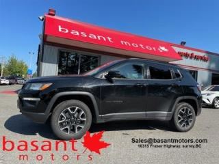 Used 2019 Jeep Compass Upland Edition, Fuel Efficient, Power Windows/Lock for sale in Surrey, BC