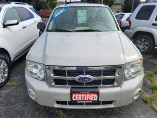 Used 2008 Ford Escape XLT for sale in Brantford, ON