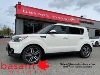 Used 2019 Kia Soul EX, Panoramic Roof, Leather, Heated Seats, Low KMs for sale in Surrey, BC
