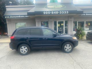 Used 2009 Hyundai Santa Fe AS-IS for sale in Mississauga, ON