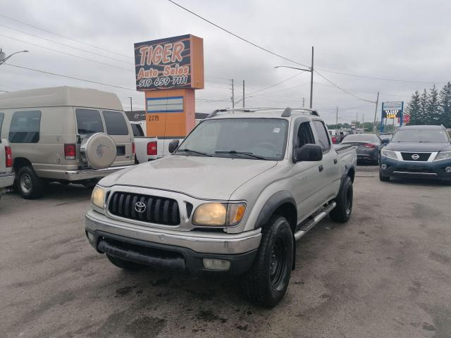 2002 Toyota Tacoma 4X4*V6*CREW CAB*VERY CLEAN*RUST FREE*CERTIFIED