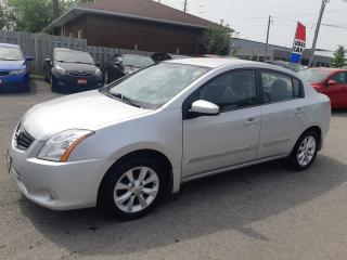 Used 2012 Nissan Sentra MANUAL, A/C, POWER GROUP, ALLOYS, 144 KM for sale in Ottawa, ON