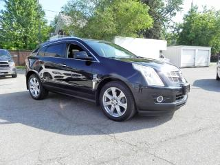 Used 2011 Cadillac SRX Premium AWD Dual DVD Nav for sale in Windsor, ON