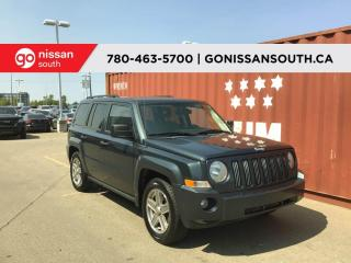 Used 2007 Jeep Patriot SPORT for sale in Edmonton, AB