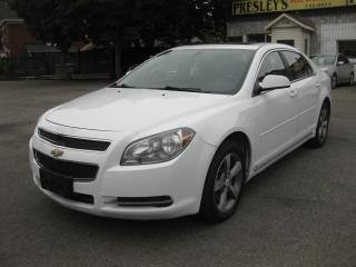 Used 2009 Chevrolet Malibu 2LT 4cyl FWD Auto AC Sun htd Leather Cruise PM PW for sale in Ottawa, ON
