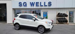 Used 2020 Ford EcoSport Titanium for sale in Ingleside, ON