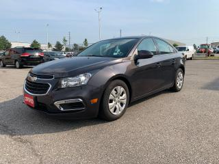 Used 2015 Chevrolet Cruze 1LT for sale in Milton, ON