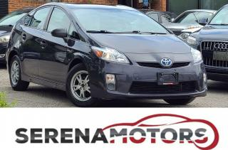 Used 2011 Toyota Prius HYBRID | LEATHER | HTD SEATS | NO ACCIDENTS for sale in Mississauga, ON