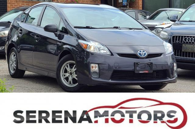 2011 Toyota Prius HYBRID | LEATHER | HTD SEATS | NO ACCIDENTS