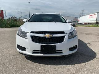 Used 2013 Chevrolet Cruze LT Turbo for sale in Milton, ON