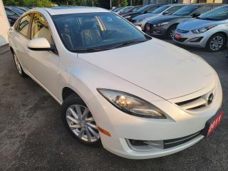 Used 2011 Mazda MAZDA6 GT/AUTO/LEATHER/ROOF/LOADED/ALLOYS for sale in Scarborough, ON