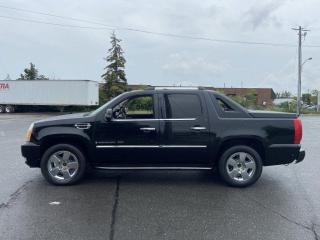 Used 2007 Cadillac Escalade EXT EXT, 4X4, Leather, 3 Years Warranty Avail for sale in Toronto, ON