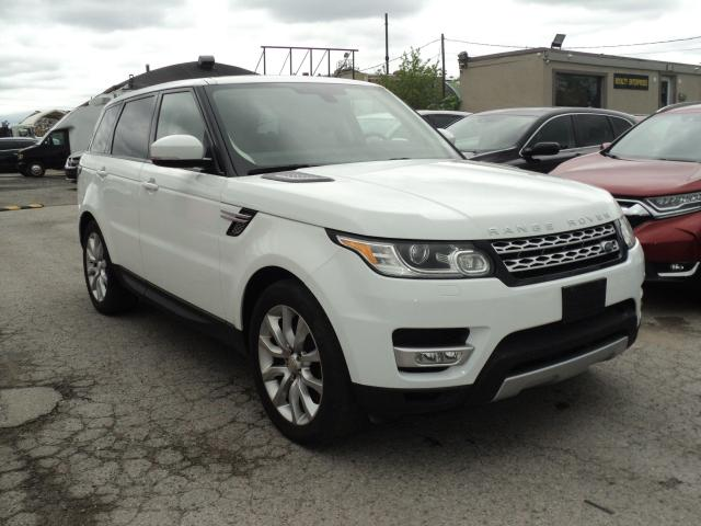 2015 Land Rover Range Rover Sport SPORT SC  super turbo charged