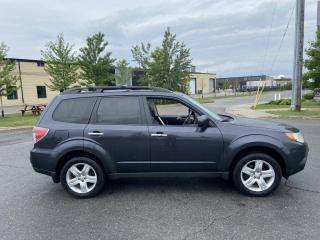 Used 2010 Subaru Forester Limited, AWD, Navigation, Leather, Panoramic roof for sale in Toronto, ON