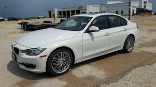 Used 2015 BMW 3 Series 328d xDrive for sale in Elie, MB