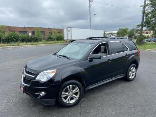 Used 2010 Chevrolet Equinox AWD, Leather, Sunroof, Low KM, Backup Camera for sale in Toronto, ON