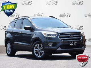 Used 2017 Ford Escape SE | 4WD ECOBOOST | VOICE ACTIVATED NAVIGATION | SYNC CONNECT for sale in Waterloo, ON