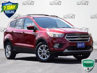 Used 2017 Ford Escape SE | 1.5L ECOBOOST | FWD | POWER WINDOWS | DUAL A/C for sale in Waterloo, ON
