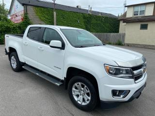 Used 2017 Chevrolet Colorado LT ** 4X4, NAV, BACK CAM, AUTOSTART ** for sale in St Catharines, ON