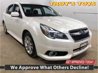 Used 2014 Subaru Legacy 2.5i w/Touring Pkg for sale in Guelph, ON