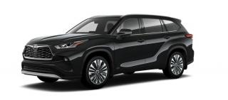 New 2021 Toyota Highlander LIMITED  for sale in Renfrew, ON
