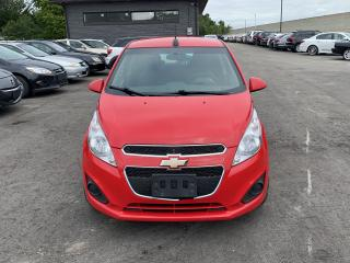 Used 2015 Chevrolet Spark LT for sale in Hamilton, ON