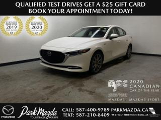 New 2021 Mazda MAZDA3 100th Anniversary Edition for sale in Sherwood Park, AB
