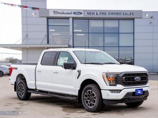 New 2021 Ford F-150 XLT 0.99% APR | 302A | SPORT | FX4 | CO-PILOT | for sale in Winnipeg, MB