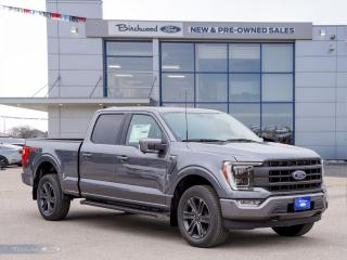 New 2021 Ford F-150 LARIAT 502A | 0.99% APR | SPORT | ROOF | FX4 | for sale in Winnipeg, MB