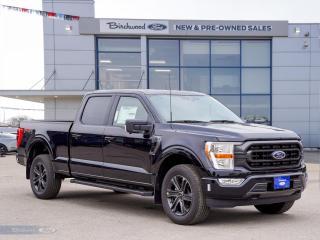 New 2021 Ford F-150 XLT 301A | 0.99% APR | SPORT | MAX TOW | for sale in Winnipeg, MB