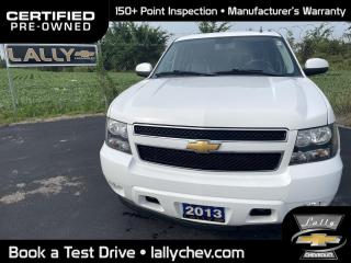 Used 2013 Chevrolet Suburban 1500 LT**LOCAL TRADE**LEATHER SEATS**HEATED FRONT AND S for sale in Tilbury, ON