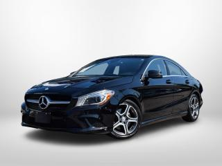 Used 2014 Mercedes-Benz CLA-Class for sale in Surrey, BC