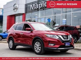 Used 2017 Nissan Rogue SV Bluetooth Backup Camera Remote Start for sale in Maple, ON