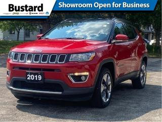 Used 2019 Jeep Compass LIMITED | LEATHER | TOW PACKAGE for sale in Waterloo, ON
