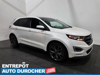Used 2018 Ford Edge Sport AWD -Toit panoramique  - Navigation - for sale in Laval, QC