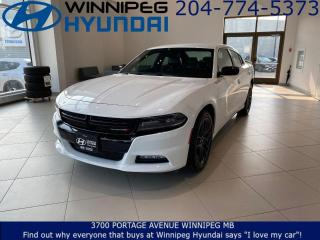 Used 2021 Dodge Charger SXT - AWD, Performance steering with paddle shifters for sale in Winnipeg, MB