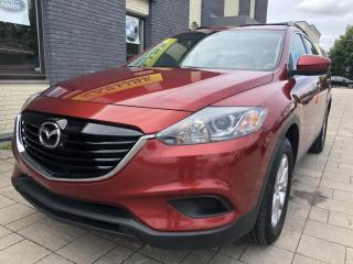 Used 2014 Mazda CX-9 AWD GS 7 SEATER for sale in Nobleton, ON