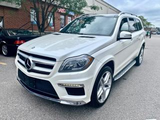 Used 2013 Mercedes-Benz GL-Class 4MATIC 4dr GL350 BlueTEC, DISTRONIC+, NO ACCIDENT for sale in North York, ON