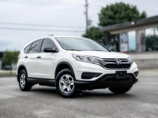 Used 2015 Honda CR-V AWD  LX  BACK UP  HEATES SEATS  LOW KM  GREAT CONDITION for sale in North York, ON