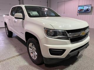 Used 2019 Chevrolet Colorado LT Crew Cab 4WD Short Box #Clean Carfax #Apple Carplay for sale in Brandon, MB